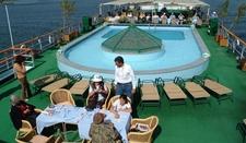 Soleil Nile Cruise Pool