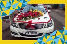 Wedding Benz Costa Car Travels