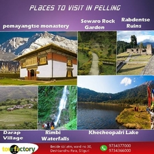 Pelling Sightseeing