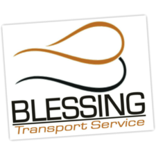 Blessing Transport Service Logo 640