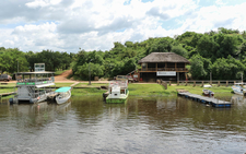 Bootstour Murchison Falls Paraa