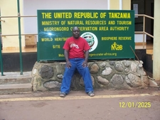 Hudson @ Ngorongoro