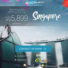 Singapore Tour Package La 2017