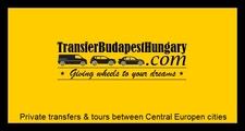 Transfer Budapest Hungary Logo