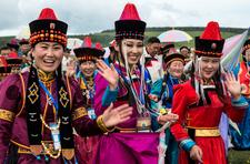 Buriad People Top Tour Mongolia