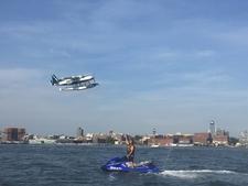 Cal With Sea Plane Jet Ski