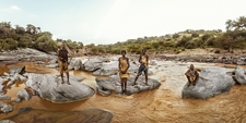 Hadza Tribe Kevinmcelvaney Panorama 1 Of 2
