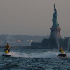 Statue Of Liberty Jet Ski