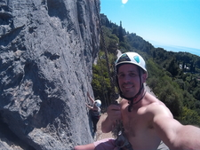 Rock Climbing In Split With Given2fly Adventures1 Copy