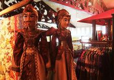 Surabaya Walking Tour Puppet