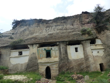 Lalibela Cross Ethiopia Eco Trekking Tours 232