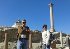 Pompey Pillar Half Day Tour Alexandria Port Alexandria Port Trip Shore Excursions Egypt