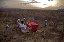 Ashnil Samburu Sunset Diner Kenya Sundowners1