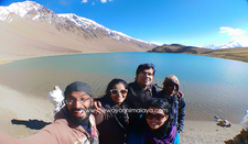Chandratal Lake Visit Twoh