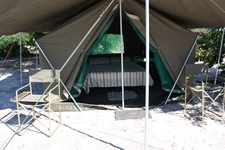 Full Service Tent