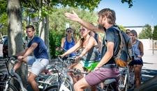 Montjuic Bike Tour 130