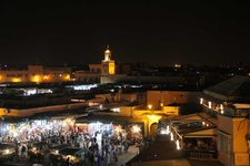 Single Tour Jemaa El Fna