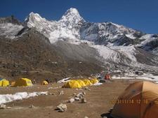 Amadablam Expedition Mountain Global Treks