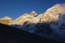 Mt .Everest Range.