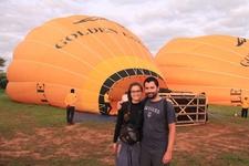 Golden Eagle Balloon Tour Group1