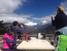 Hotel Eeverest View At Syangboche