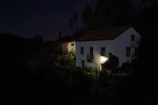 Night Time Main House