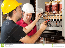Vocational Training Electrician