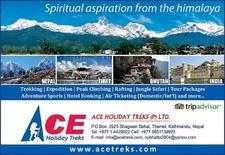 Ad Half Ace Holiday Treks