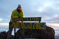 Mount Meru Peak 1