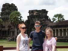 Siem Reaper Temple Tour