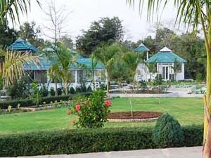 View Vvillage Machaan Resorts Pench National Park