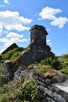 Old Ruin In The Burren 1