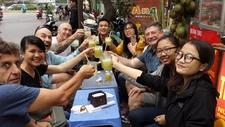 Having Great Vietnamese Drinks