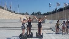 Modern Athens City Segway Tour10