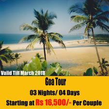 Goa Tour 2018