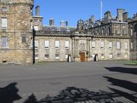 Holyrood Palace 1