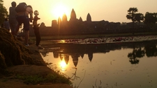 Sunrise At Angkor Wat By Angkorlifetravel