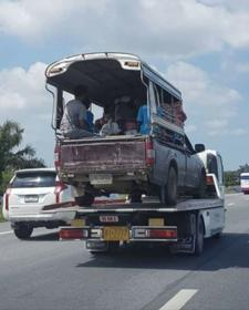 Transportation - JOKING