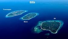 Gilis Islands Ombak