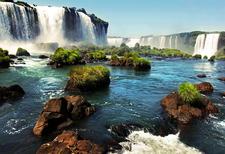 Iguazu From Brazil Side