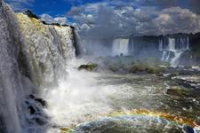 Iguazu Fall Rainbow 2