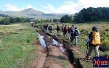 Mt Kenya Trek 3