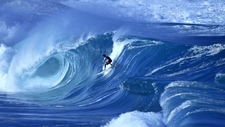 Sea Ocean Man Wave Surfing Sports Hd Wallpaper Nature 4k 1920x1080