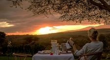 Acacia Lodge Dining View