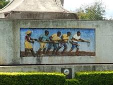 Mural Depicting Darmers