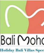 Bali Mohan Villa Specialist
