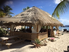 Beach Wellness Cabana Curacao
