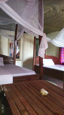 Mtagalaa Lodge, Selous.