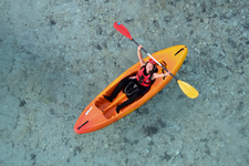 Sit On Top Kayak Guided Tour Outdoor Galaxy Bovec Slovenia 49