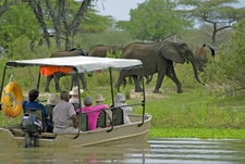 Selous Game Reserve Boat Trips